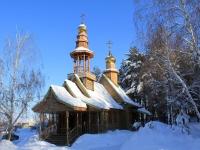Saratov, temple Рождества Пресвятой Богородицы, Tankistov st, house 100А