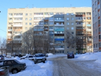 Саратов, улица Техническая, дом 16Б. многоквартирный дом