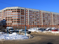 Saratov, Tulaykov st, house 11. Apartment house