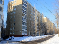 Saratov, Malaya Gornaya st, house 27/31. Apartment house