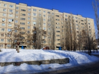 Saratov, Malaya Zatonskaya st, house 4/20. Apartment house