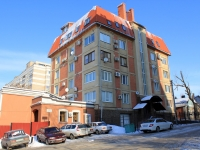 Saratov, Malaya Zatonskaya st, house 5. Apartment house