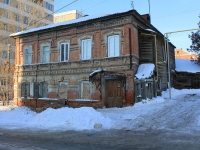 Saratov, Khvesin st, house 33. Apartment house