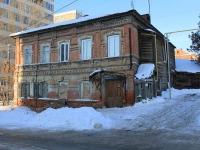Saratov, Khvesin st, house 33. Apartment house