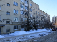 Saratov, Khvesin st, house 34/38. Apartment house