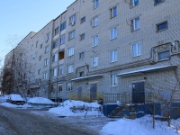 Saratov, Khvesin st, house 42. Apartment house