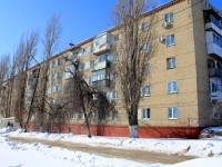 Saratov, 1st Sokolovogorsky Ln, house 2. Apartment house