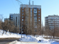 Saratov, 1st Sokolovogorsky Ln, house 3. Apartment house