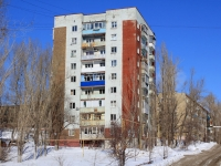 Saratov, 1st Sokolovogorsky Ln, house 7. Apartment house