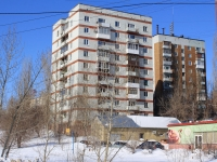 Saratov, 1st Sokolovogorsky Ln, house 9. Apartment house
