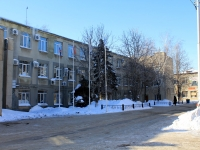 Saratov, 2nd Sokolovogorsky Ln, house 3. governing bodies
