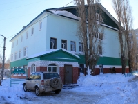 Saratov, 5th Sokolovogorsky Ln, house 16. office building