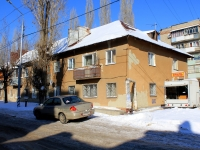 Saratov, Bakinskaya st, house 2. Apartment house