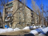 Саратов, улица Бакинская, дом 7. многоквартирный дом