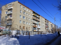 Saratov, Bakinskaya st, house 10. Apartment house
