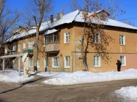 Saratov, Bakinskaya st, house 13. Apartment house