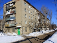 Saratov, Bakinskaya st, house 15. Apartment house