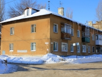 Saratov, Bakinskaya st, house 19. Apartment house