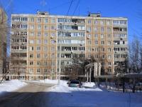 Саратов, улица Весенняя, дом 1. многоквартирный дом