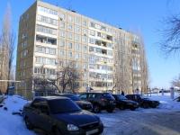 Saratov, Vesennyaya st, house 2. Apartment house
