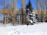 Saratov, museum САРАТОВСКИЙ ГОСУДАРСТВЕННЫЙ МУЗЕЙ БОЕВОЙ СЛАВЫ, Park Pobedy st, house 1