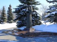Саратов, монумент Молчащий колоколулица Парк Победы, монумент Молчащий колокол