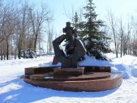 萨拉托夫市, 纪念碑 малолетним узникам фашизмаPark Pobedy st, 纪念碑 малолетним узникам фашизма