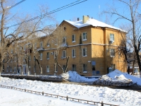 Saratov, Sokolovogorskaya st, house 4. Apartment house