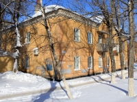 Saratov, Sokolovogorskaya st, house 15. Apartment house