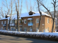 Saratov, Sokolovogorskaya st, house 22. Apartment house
