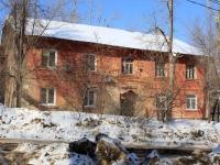 Saratov, Mezhdunarodny Ln, house 44. Apartment house