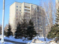 Saratov, Mira st, house 4. Apartment house