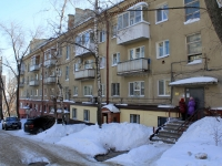Saratov, Mira st, house 6. Apartment house