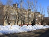 Saratov, Mira st, house 6. Apartment house