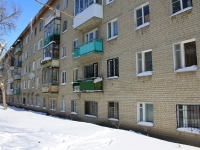Saratov, Mira st, house 11А. Apartment house