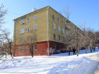 Saratov, Mira st, house 11. Apartment house