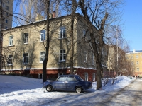 Saratov, Mira st, house 13А. Apartment house