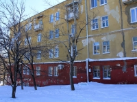 Saratov, Mira st, house 13. Apartment house