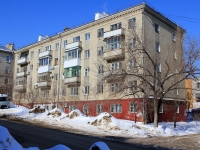 Saratov, Mira st, house 16. Apartment house