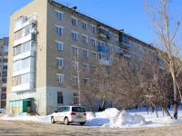 Saratov, Mira st, house 17А. Apartment house