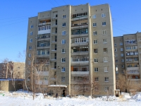Saratov, Mira st, house 17Б. Apartment house