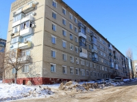 Saratov, Mira st, house 17. Apartment house