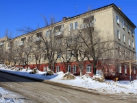 Saratov, Mira st, house 18. Apartment house