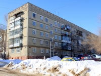 Saratov, Mira st, house 28. Apartment house