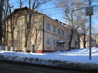 Saratov, Odesskaya st, house 12. Apartment house