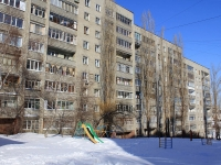 Saratov, Odesskaya st, house 24А. Apartment house