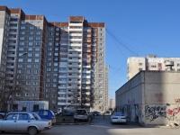 Екатеринбург, улица Таватуйская, дом 2. многоквартирный дом