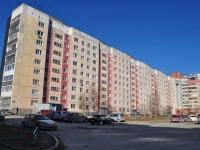 Екатеринбург, улица Таватуйская, дом 4. многоквартирный дом