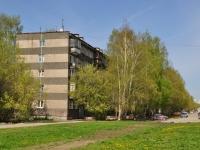 Екатеринбург, улица Таватуйская, дом 1. многоквартирный дом