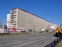 Екатеринбург, улица Таватуйская, дом 1Б. жилой дом с магазином
